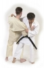 Single Weave Judo Uniform White